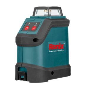 تراز لیزری دو خط 360 درجه رونیکس مدل RH-9502
